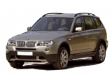 Chip Tuning BMW X3 E83 20d 150 KM 110 kW