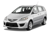 Usunięcie filtra FAP DPF Mazda 5 CR 2.0 MZR-CD 110 KM 81 kW
