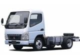 Usunięcie systemu SCR AdBlue Mitsubishi Fuso Canter 4.9 DI-D 180 KM 132 kW
