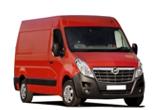 Usunięcie poszczególnych błędów DTC Opel Movano B 2.3 CDTi 125 KM 92 kW