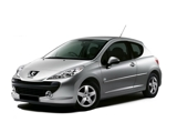 Chip Tuning Peugeot 207 1.6 HDi 90 KM 66 kW