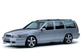 Usunięcie poszczególnych błędów DTC Volvo V70 I 2.5 TDI 140 KM 103 kW