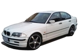 Chip Tuning BMW 3 E46 330d 184 KM 135 kW